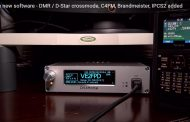 DV4home New Software – DMR / D-Star crossmode, C4FM, Brandmeister, IPCS2 added