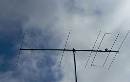 The popular low noise LFA Yagi soon to be available through MFJ, Cushcraft and Hy-Gain