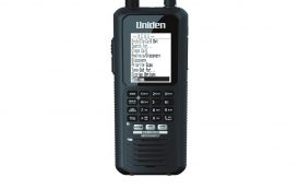 UNIDEN UBCD3600XLT DIGITAL SCANNER RECEIVER 25-1300MHz