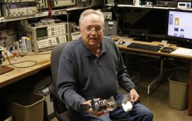 Pot lights give ham radio operators a buzz