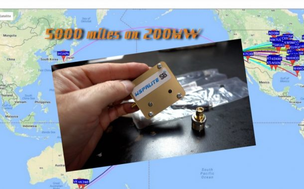 Where in the world is your antenna taking you today?