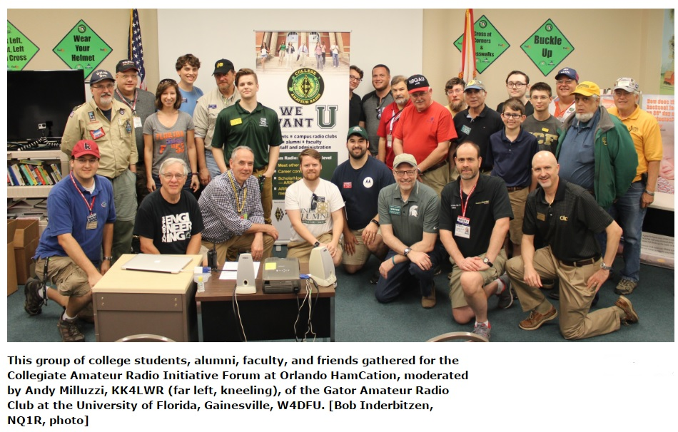 Campus Ham Radio Clubs Encouraged to Boost Vitality through Innovation