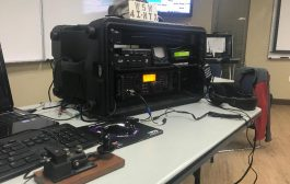Local ham radio operators practice for emergencies ( COPPERAS COVE, Texas )