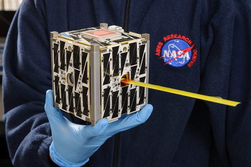Two Amateur Radio CubeSats Carrying Transponders Set for Future NASA Launches