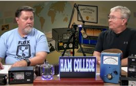 Coax, SWR, Dummy Loads and Technician pool questions – Ham College 26