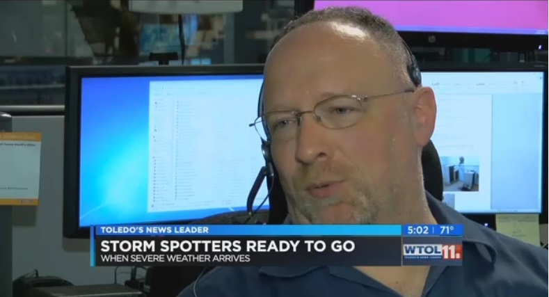 Radio Hams Watch for Severe Weather – Ohio (WTOL)