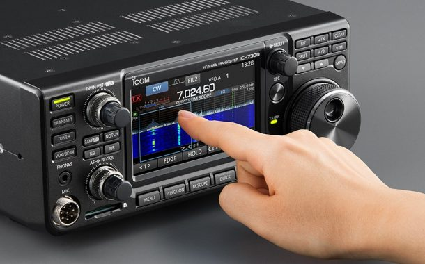 Icom 7300  WSJT-X Combined With HRD and JT-Alert