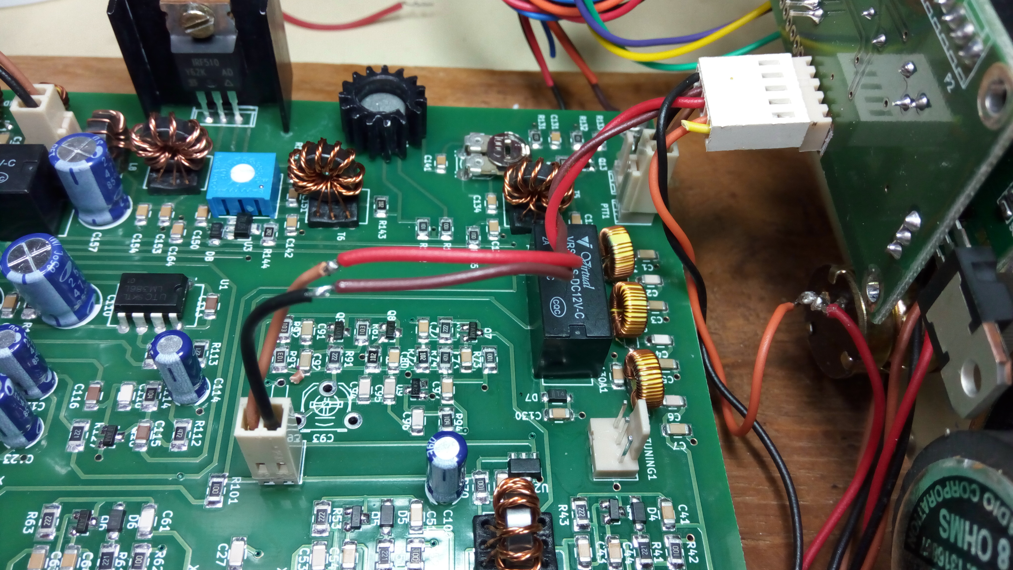 BITX-40 On The Air - K7AGE