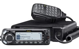 Icom Provide Details of ID-4100E D-STAR VHF/UHF Mobile Radio