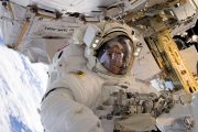 Ham-Astronauts Engaging in Series of Spacewalks; Two Heading Home Soon