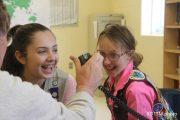 "Girl Scouts and Guides ""Thinking Day on the Air"" Generates Enthusiasm for Ham Radio"