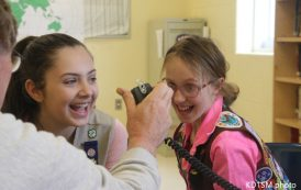 """Girl Scouts and Guides """"Thinking Day on the Air"""" Generates Enthusiasm for Ham Radio"""