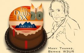 The Daily DX Marks its 20th Anniversary