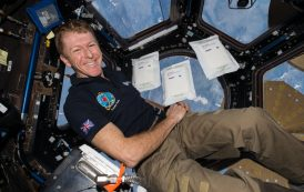 ARISS Moves Closer to Launching New Radio System to Space Station
