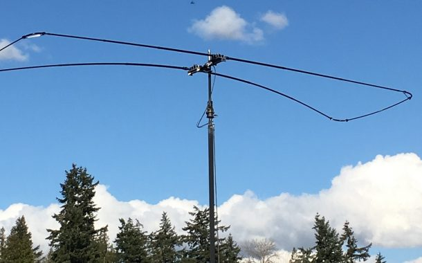 SteppIR UrbanBeam Yagi antenna