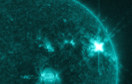 Solar Flare Activity Goes High Order