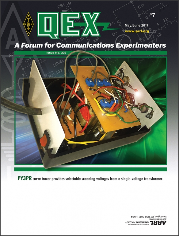 The May/June Issue of QEX