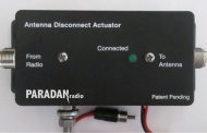 Paradan Radio Antenna Disconnect