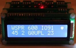 $25 special offer for 630/2200m U3S WSPR TX kit from QRP Labs