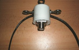 Dipole Antenna Center Insulator – Ham Radio Basics by W6LG