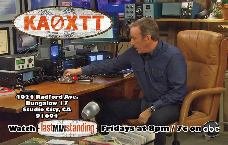 ABC cancel Last Man Standing TV show – KA0XTT QRT