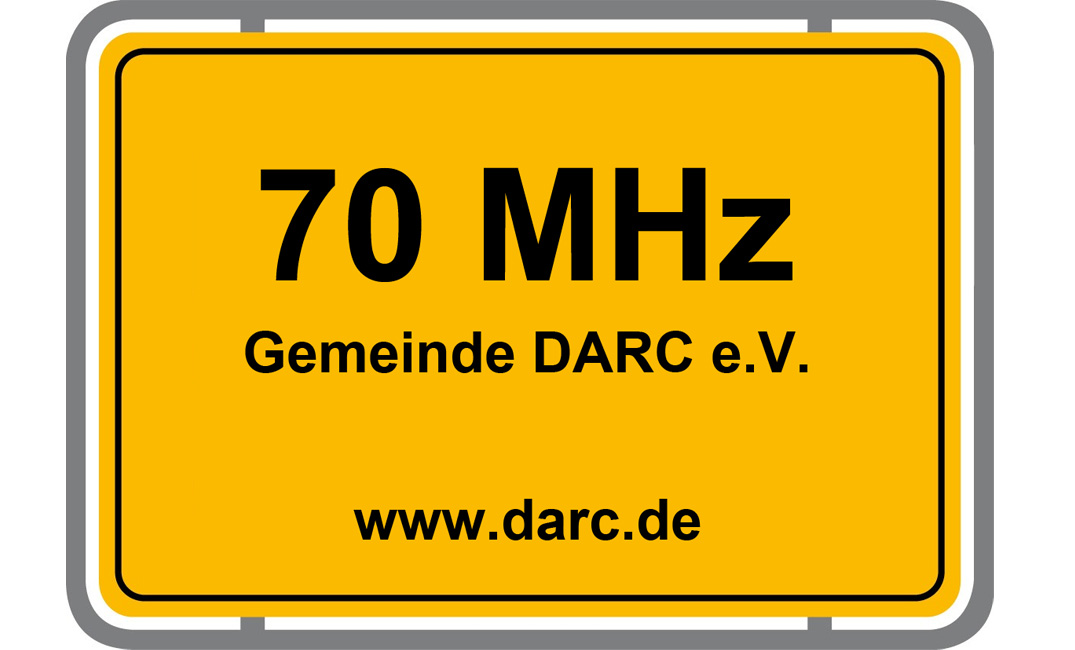 70 MHz: BNetzA allows operation in Germany