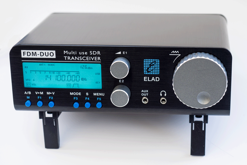 Unboxing Elad FDM-DUO – Small stand alone SDR QRP