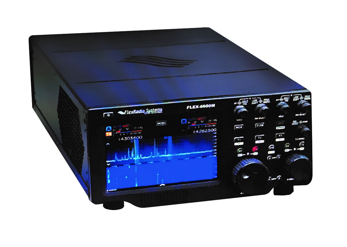 Flex Radio announces The Flex 6400 and 6600 series SDR Radios – Courtesy of Waters & Stanton