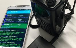 APRS with a Baofeng, Bluetooth TNC by Mobilinkd