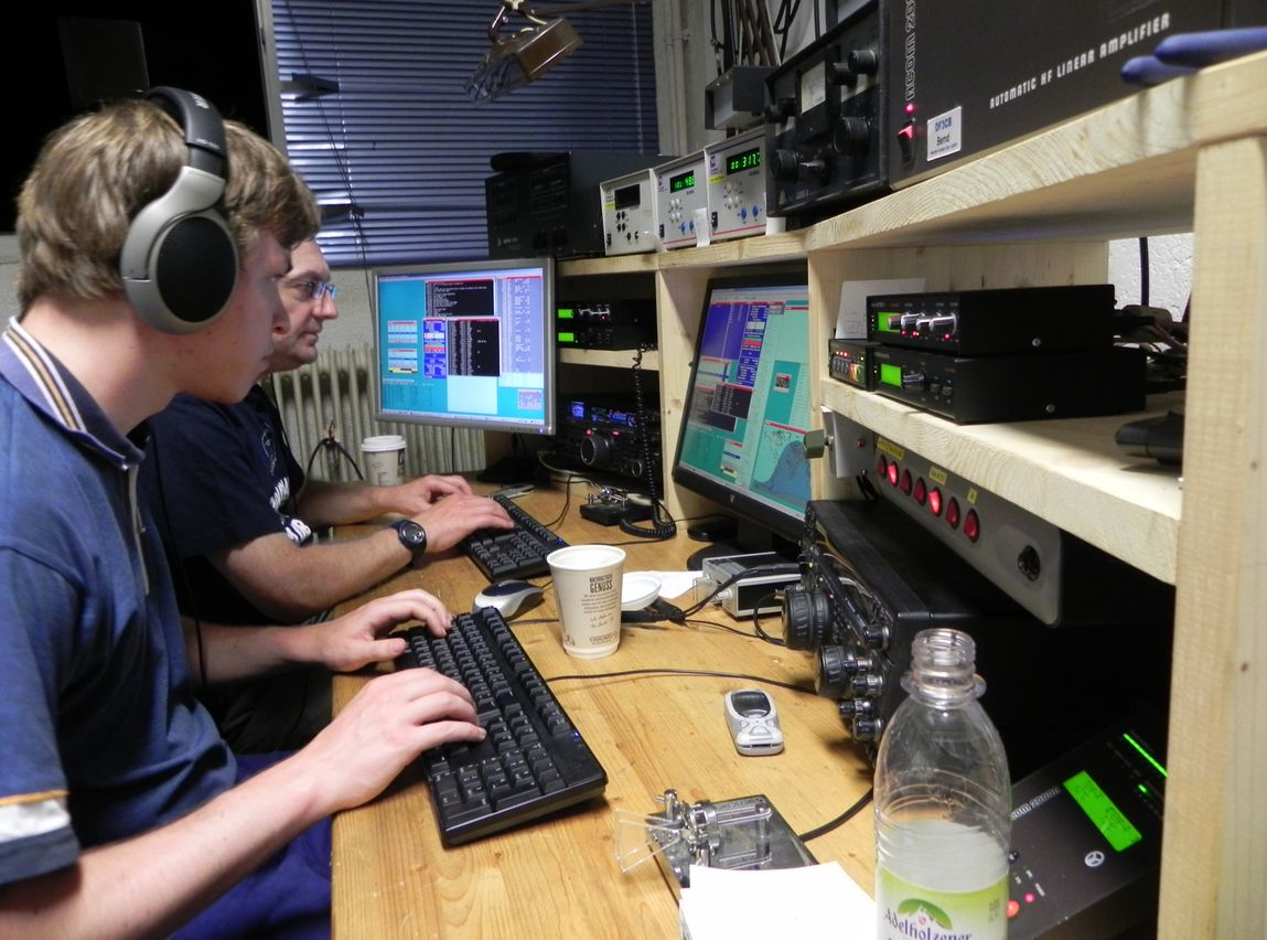 major competition stations ham radio Contest University 2017 [ Live Stream ]