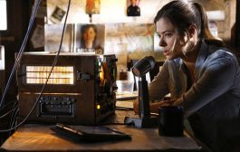"""Frequency"" TV Show QRT"