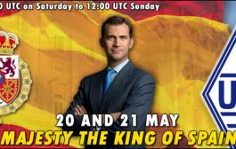 His Majesty The King of Spain CW Contest Rules