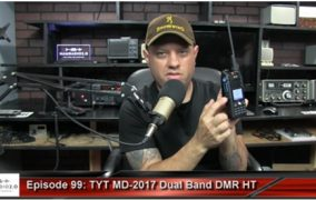 Debut of the TYT MD-2017 Dual Band DMR HT