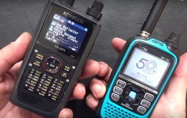 Kenwood TH-D74 VS Icom ID 51A [ Video ]