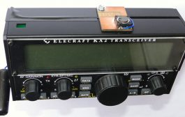 External Mic and PTT for the Elecraft KX2 & KX3