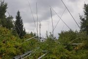 Storm and high winds destroy almost everything at 9A1P
