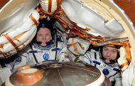 Thomas Pesquet, KG5FYG, and Oleg Novitskiy Return to Earth after 6 Months in Space