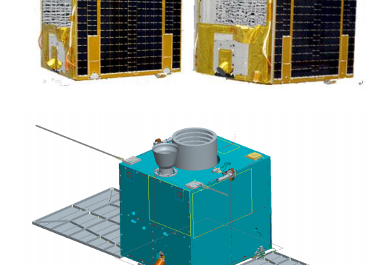 CAMSAT CAS-4A & 4B Linear Transponder Payloads Launched