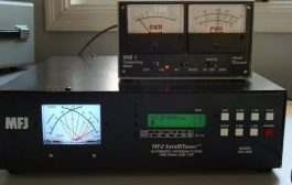 MFJ-998 automatic antenna tuner 1500 Watts – Review and Setup