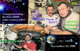 ARISS SSTV Commemorative Activity