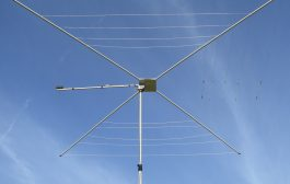 Review of the MFJ-1835 Cobweb Antenna
