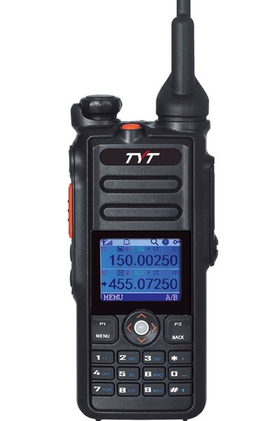 TYT MD-2017 Dual Band DMR Digital Radio Unboxing