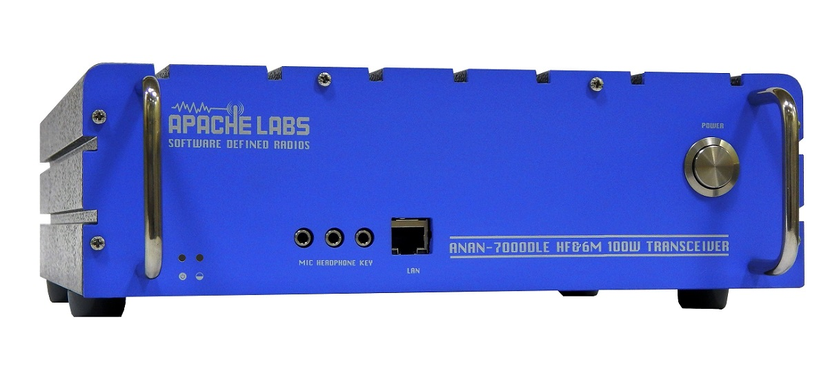 ANAN-7000DLE 100W HF & 6M Transceiver
