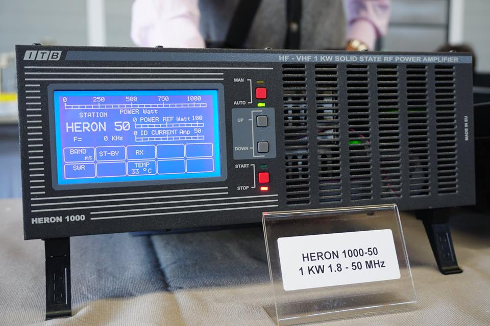 ITALAB HERON 1000 – Solid State Amplifier – 1KW