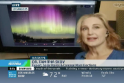 Solar Storm Update: Interview on The Weather Channel 07-16-2017