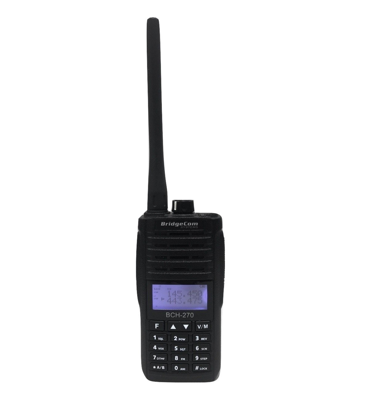 BCH-270 Handheld Radio  VHF and UHF
