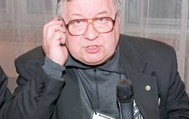 """Father of Competitive Radio"" in USSR Boris Stepanov, RU3AX, SK"