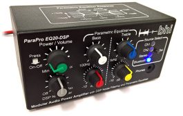 Professional Grade Audio Equalisation for Amateur Radio