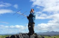 Oklahoma Radio Amateur is First to Score Satellite VUCC from Greenland