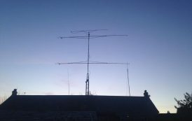New 23cm IARU Region 1 record claimed